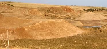 Песок карьерный на самовывоз